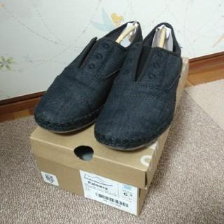 トムズ(TOMS)のTOMS Palera 23.5 黒 Black(スニーカー)