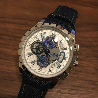サルバトーレマーラ(Salvatore Marra)の【新品未使用】メンズ ウォッチ Salvatore Marra Italy(腕時計(アナログ))