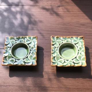 ジェンガラ(Jenggala)のジェンガラキャンドルコースター(テーブル用品)