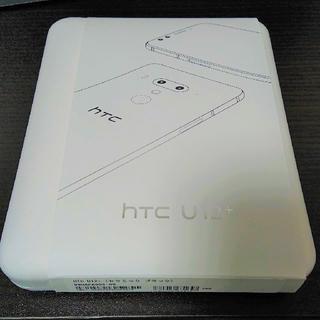 HTC U12+ ブラック