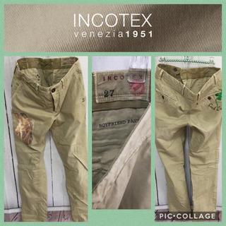 インコテックス(INCOTEX)のINCOTEX  チノパン(チノパン)