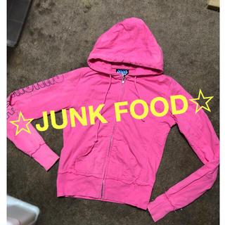ジャンクフード(JUNK FOOD)のJUNK FOOD パーカー(パーカー)