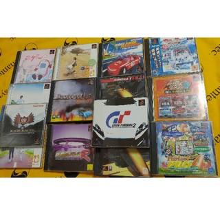 プレイステーション(PlayStation)のジャンク プレイステーションソフトまとめ売(家庭用ゲームソフト)
