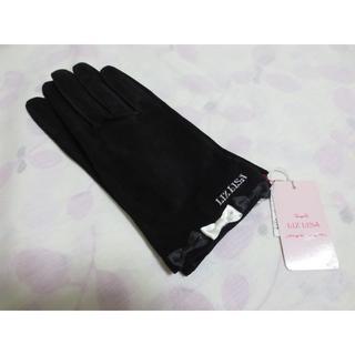リズリサ(LIZ LISA)の新品リズリサ 革手袋 ブラック(手袋)