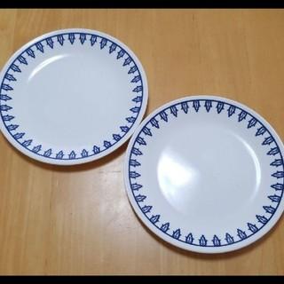 コレール(CORELLE)の新品 コレール お皿 中 2枚(食器)