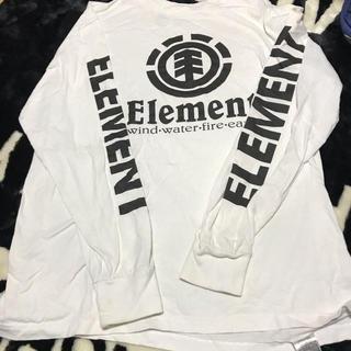 element エレメント ロングtシャツ  メンズ