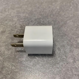 アップル(Apple)のアップル アイホン 充電器(バッテリー/充電器)