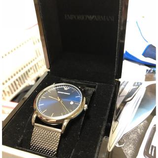 エンポリオアルマーニ(Emporio Armani)のEMPORIO ARMAMI 時計 美品(その他)