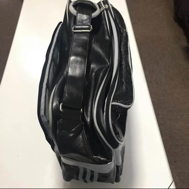 adidas(アディダス)のアディダス スポーツ用ショルダーバッグ サッカー向け フットサル向け メンズのバッグ(ショルダーバッグ)の商品写真