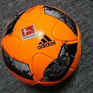 アディダス(adidas)のアディダス 16/17 ブンデスリーガ 試合球 5号球 限定カラー(オレンジ)(ボール)
