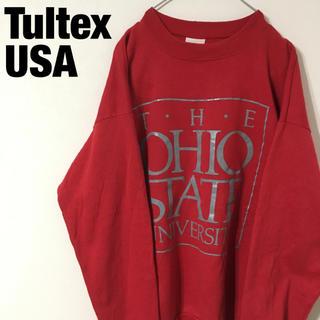 古着 USA Tultex スウェット トレーナー(スウェット)