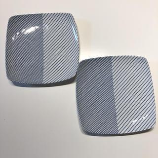 ハサミ(HASAMI)の白山陶器 波佐見焼 重ね縞(食器)