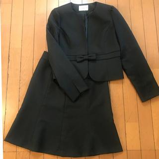 シマムラ(しまむら)のどら様専用☆黒のスーツ 13AR(スーツ)