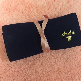 phoebe(フィービィー)のPhoebe持ち運びアクセサリーケース レディースのファッション小物(ポーチ)
