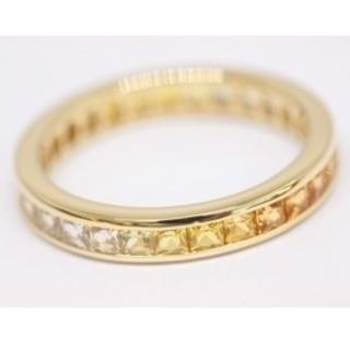 サファイア フルエタニティリング 10号(リング(指輪))