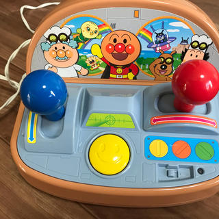 ジョイパレット(ジョイパレット)の育脳ドライブ アンパンマンごう(知育玩具)