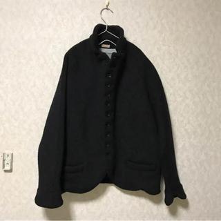 キャピタル(KAPITAL)のKAPITAL キャピタル シャギーメルトン ドルマンジャケット 1(テーラードジャケット)