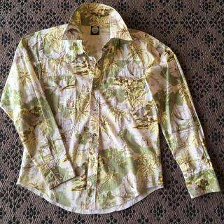 ジョンズクロージング(JOHN'S CLOTHING)のJOHN'S SURF シャツ M(シャツ)