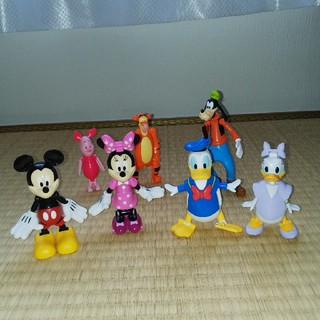 ディズニー(Disney)のディズニー エッグスターズ フィギュア(フィギュア)
