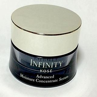 インフィニティ(Infinity)のKOSE インフィニティ モイスチュアコンセントレートセラム(乳液/ミルク)