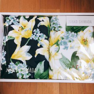 ジュンコシマダ(JUNKO SHIMADA)のジュンコシマダ  新品未使用  フェイスタオルセット(タオル/バス用品)