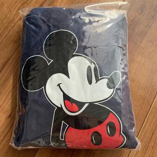ディズニー(Disney)のタイムセール!美品!ディズニーランド ミッキー レインポンチョ L(レインコート)