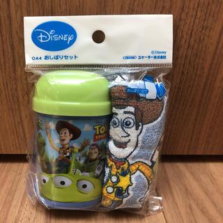 ディズニー(Disney)のおしぼりセット トイストーリー(その他)