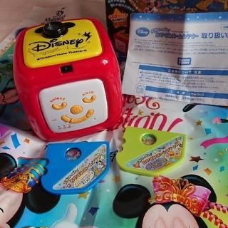 ディズニー(Disney)のトムトム様専用☆☆ ディズニー おやすみホームシアター(オルゴールメリー/モービル)
