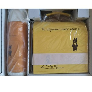 ヤマザキセイパン(山崎製パン)のリサとガスパール ピクニックいこーよ!セット(キャラクターグッズ)