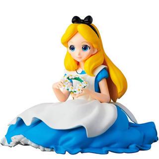 ディズニー(Disney)のDisney Characters Crystalux ALICE(フィギュア)