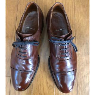 ジョンロブ(JOHN LOBB)のサンクリスピン 既成靴 最高峰 5.5 定価20万 東欧靴(ドレス/ビジネス)