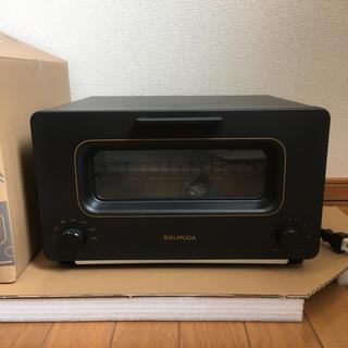 バルミューダ(BALMUDA)のバルミューダ BALMUDA K01E-KG スチームオーブントースター (調理機器)