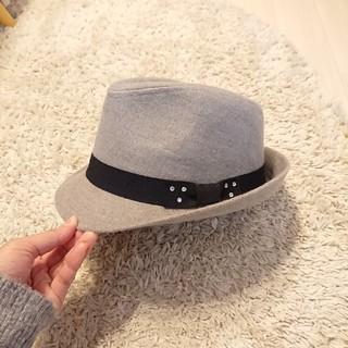 ジーユー(GU)のGU キッズハット(帽子)