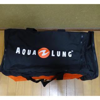 アクアラング(Aqua Lung)のダイビング メッシュバッグ(マリン/スイミング)