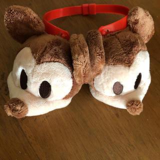 ディズニー(Disney)のミッキー新品未使用耳あて(イヤーマフ)