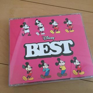 ディズニー(Disney)のDisney BEST 英語版 ディズニー ベスト CD(ポップス/ロック(洋楽))