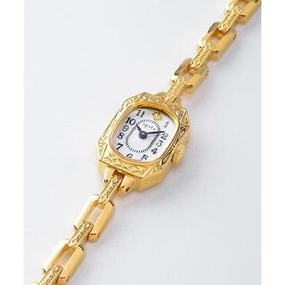 アガット(agete)の専用✨AGETE 38YG ジュエリーウォッチ(腕時計)
