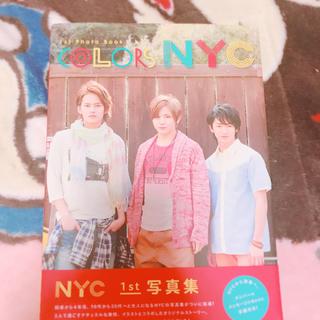 エヌワイシー(NYC)のNYC 1st 写真集(アイドルグッズ)