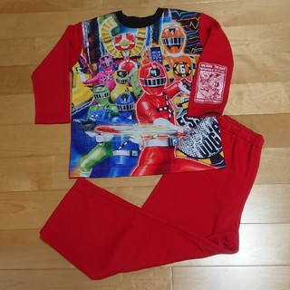シマムラ(しまむら)のトッキュージャー パジャマ120薄手(パジャマ)