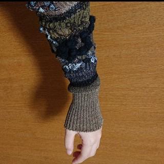 ノゾミイシグロ(NOZOMI ISHIGURO)のmasaki kyoko アームウォーマー ヘッドドレス(手袋)