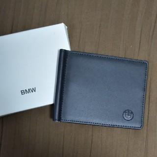 ビーエムダブリュー(BMW)のBMW 財布 マネークリップ(マネークリップ)