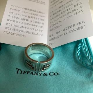 ティファニー(Tiffany & Co.)のTiffany tカットリング(リング(指輪))