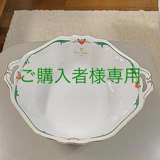 バレンティーニ(VALENTINI)のジョバンニ バレンティノ 洋食器 深皿 そがクリスタル(食器)