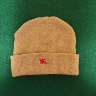 バーバリー(BURBERRY)のバーバリーのニット帽 (ニット帽/ビーニー)