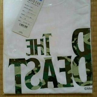 RADIO EVA エヴァンゲリオン Tシャツ BEAST 迷彩 カモフラ (その他)