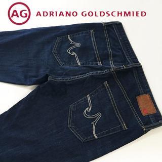 アドリアーノゴールドシュミット(ADRIANO GOLDSCHMIED)のAGアドリアーノゴールドシュミットPROTEGEデニムパンツ☆W30約86cm(デニム/ジーンズ)