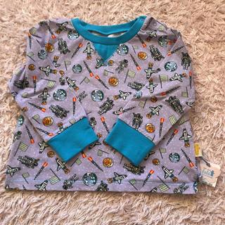 フェフェ(fafa)のfafa  フェフェ スペース柄 カットソー(Tシャツ/カットソー)