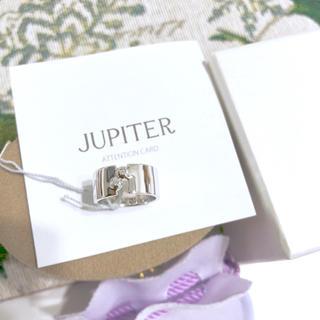 【新品】ジュピター ピンキーリング#5(リング(指輪))