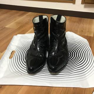 エンブレインズ(Embrains)の エンブレインズ Embrains メンズ ハイカットエナメル ブーツ(ブーツ)