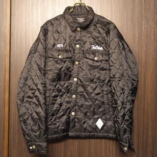 crimie クライミー キルティング シャツ ジャケット 黒 M